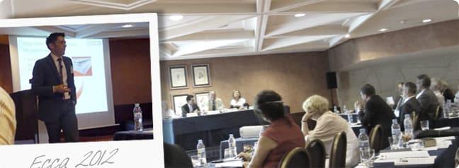 Presentazione al convegno ECCA - European Coil Coating Association