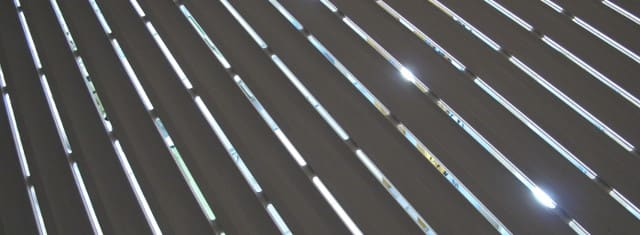 Dallan® | Light, der innovative Rollladen mit großer Öffnung: Helligkeit, Belüftung und Privatsphäre vereint mit einem großartigen Design