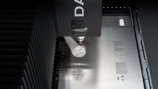 dallan vision system for laser cutting