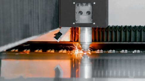 operation laser cutting system
