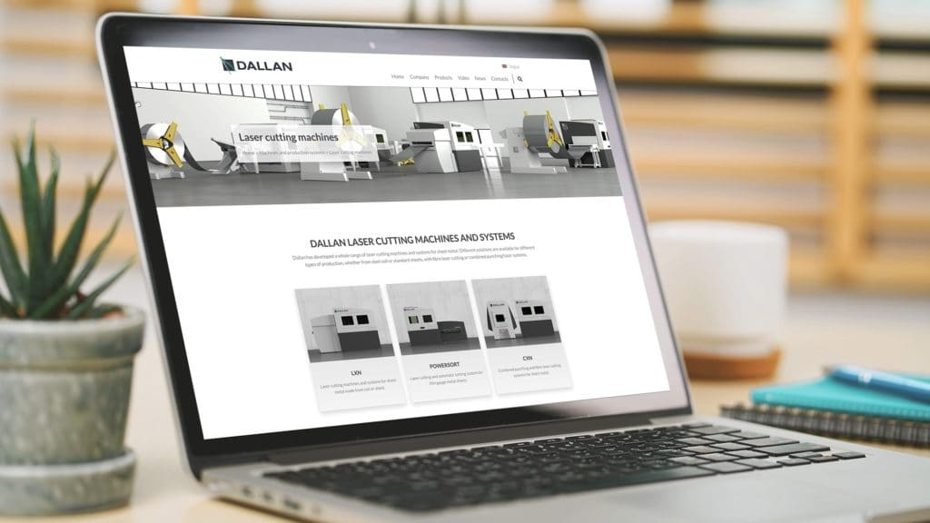 new dallan website
