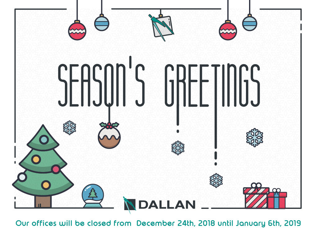 dallan season's greetings