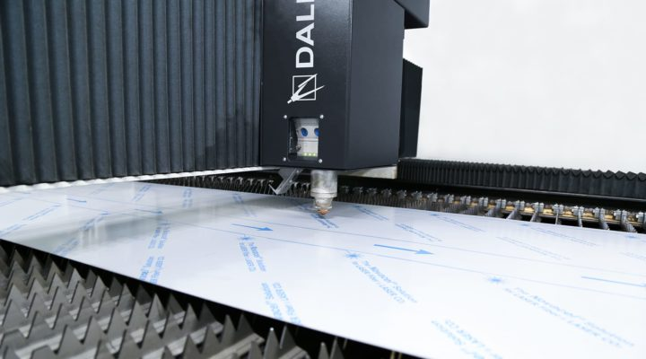 Dallan laser cutting