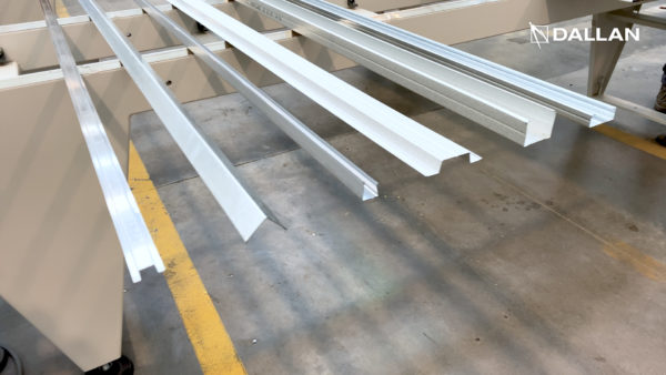 drywall profiles production
