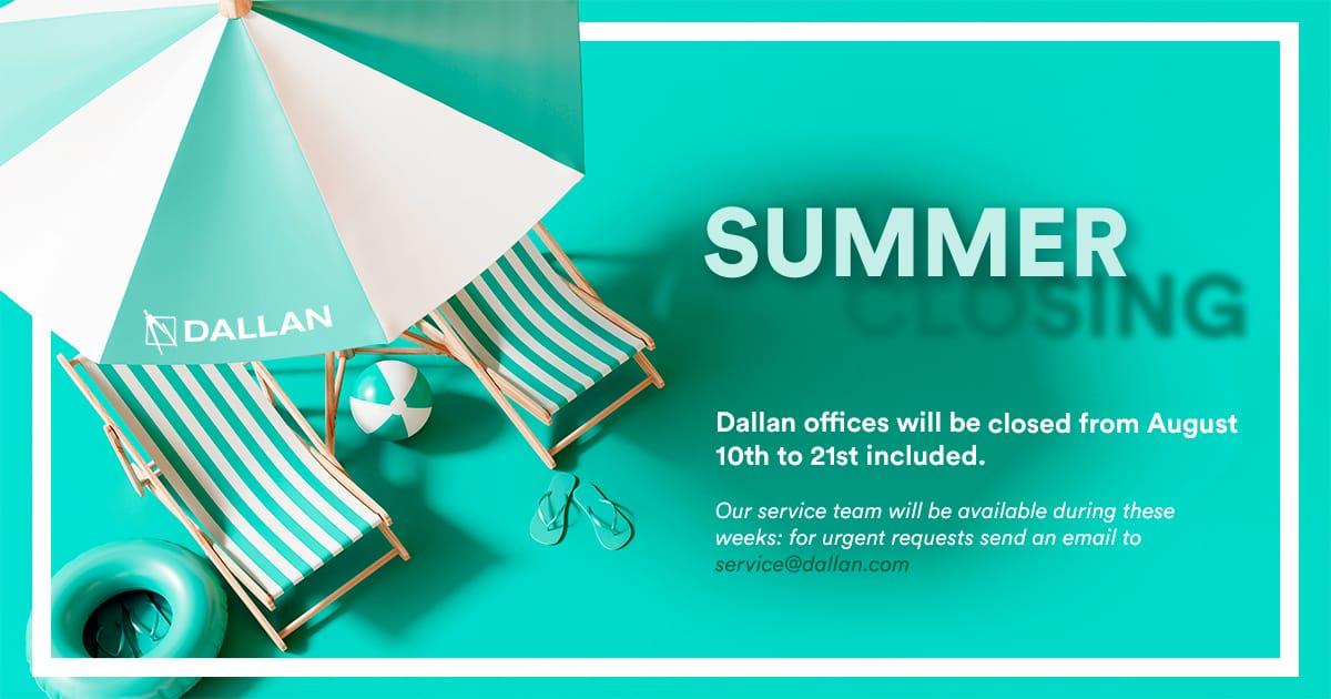 summer closing 2020