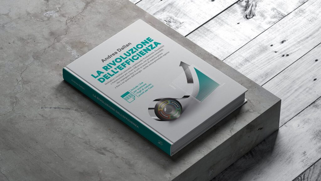 The Revolution of Efficiency book by Andrea Dallan
