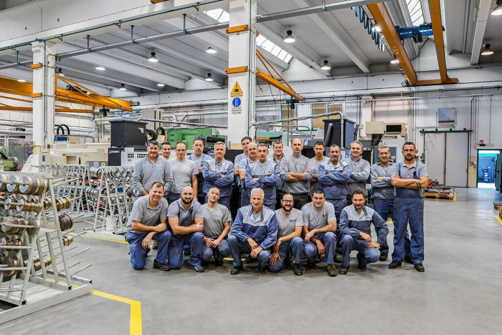 Dallan precision tooling team