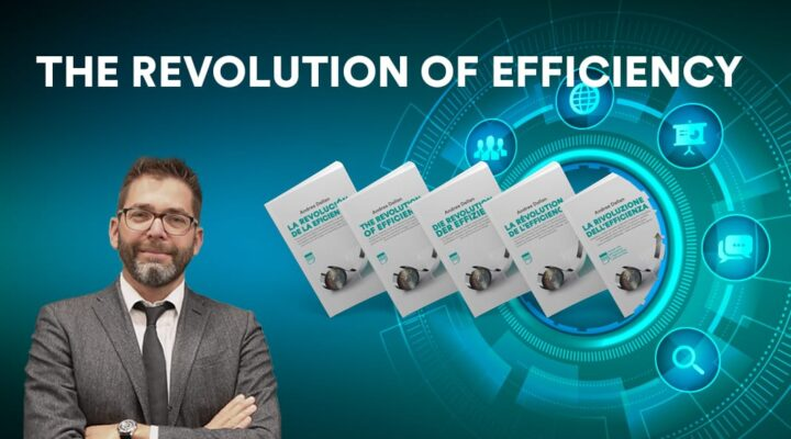 The revolution of efficiency book Andrea Dallan