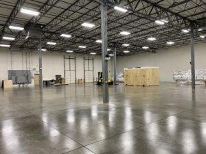 Dallan America Facility Dayton, Ohio