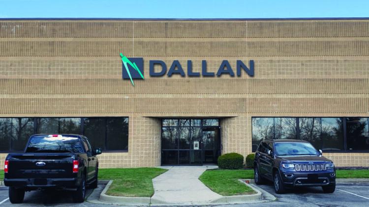 Dallan America Corp. Facility Dayton, Ohio; USA