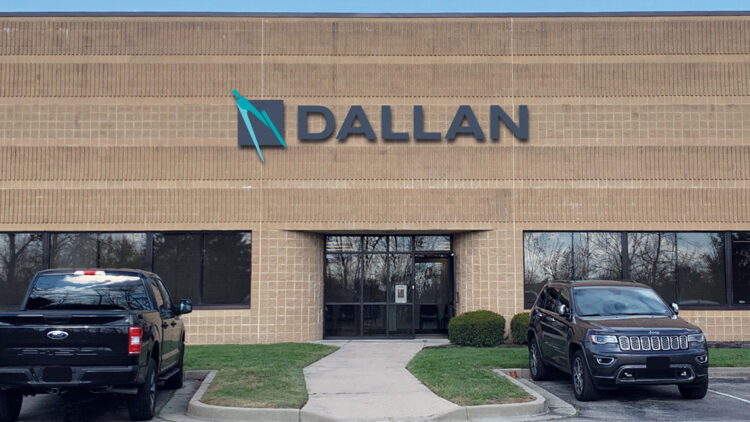 Dallan America Corp. Facility Dayton, Ohio; USA